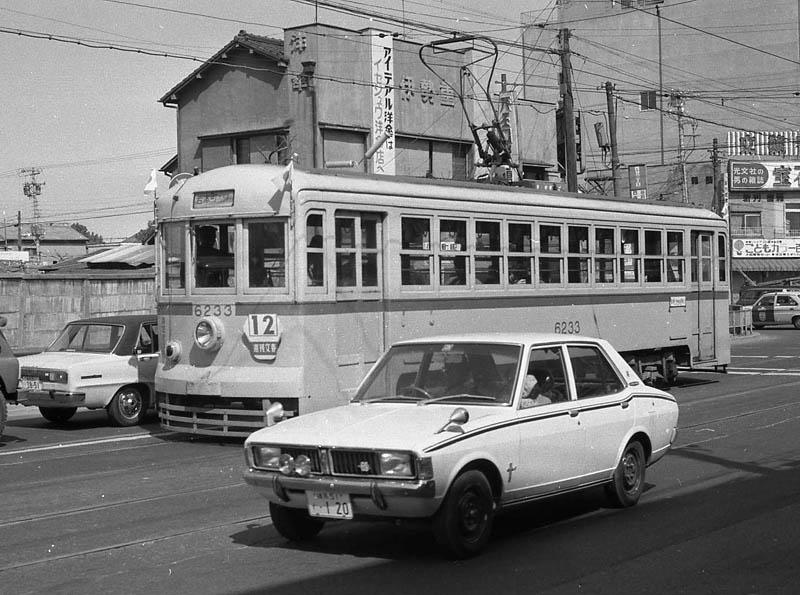 四谷三丁目1970